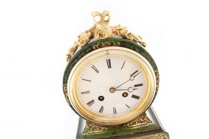 beautiful antique clock face